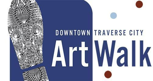 September 12, 2014: Downtown Traverse City Art Walk. Enjoy a self guided tour of galleries throughout Downtown Traverse City from 5-9 pm. Prize drawings at participating locations.