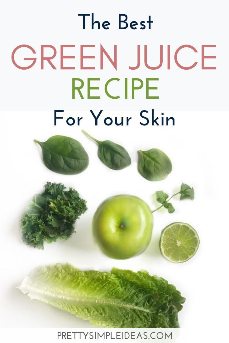 Want Clear Healthy Skin Drink This Green Juice  Are you looking for the best healthy green juice for glowing skin Read to get my favorite healthy