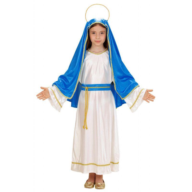40328c62f Disfraz de Virgen María para Niña