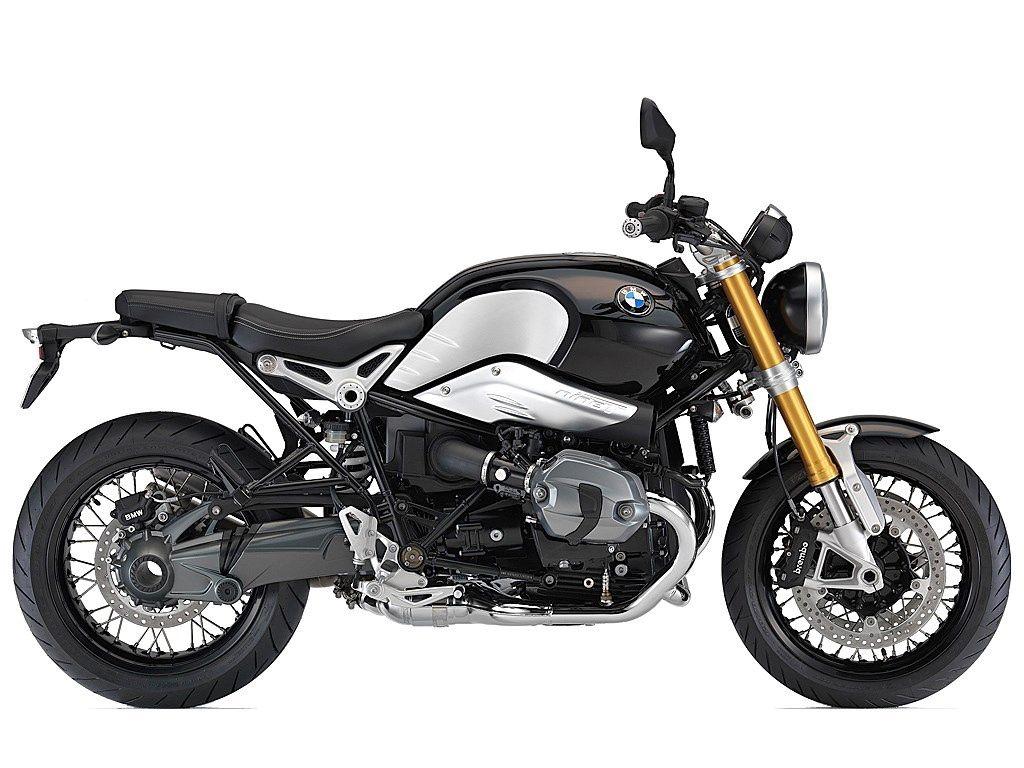 BMW R Nine T (2014)