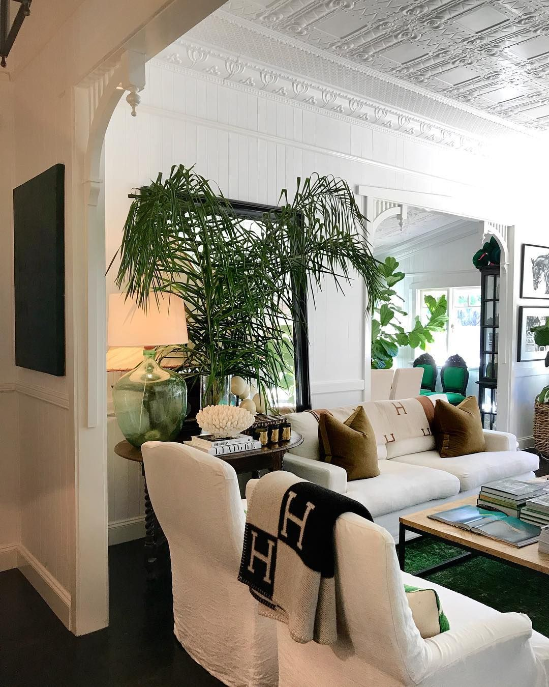 captivating tropical touches living room | Pin by Shelby Ratcliff on living room in 2019 | Beautiful ...
