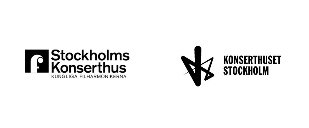 New Logo and Identity for Konserthuset Stockholm by Kurppa Hosk