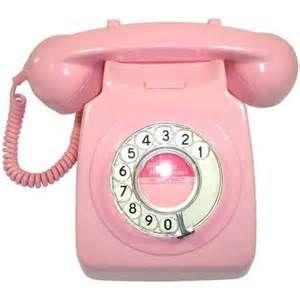 pink kitchen phone - Bing Images