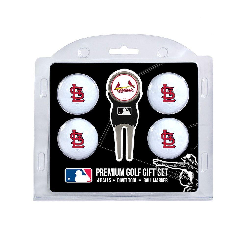 St. Louis Cardinals 6Piece Golf Gift Set Golf gifts