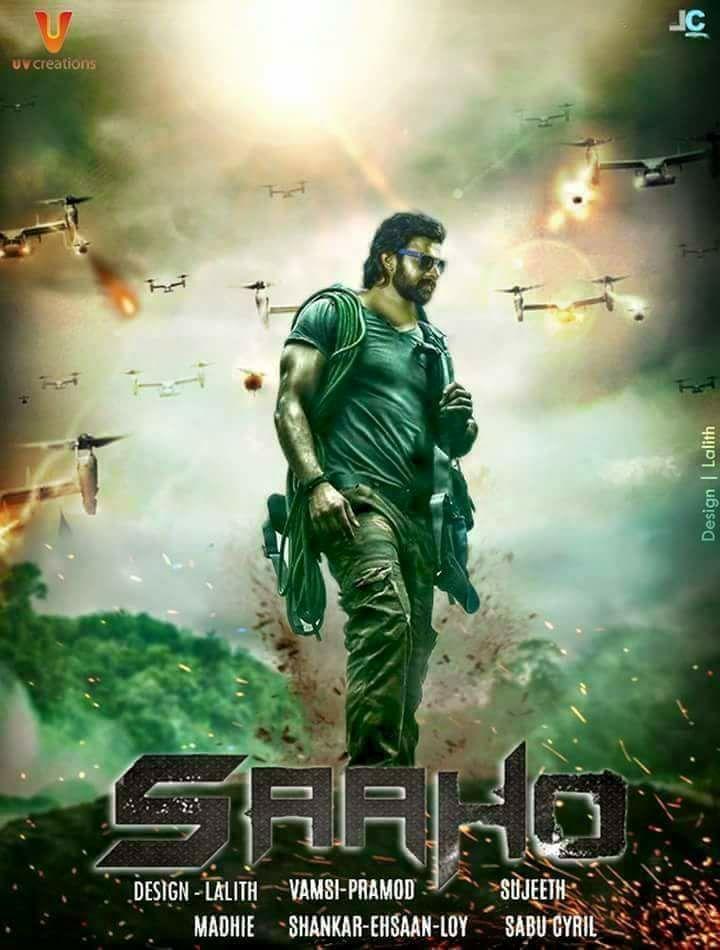 Prabhas-Saaho | Celebrities      | Hd movies download, Hindi movies