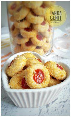 Klikue Balikpapan Cakes And Puddings Online Shop Resep Kue Kering Janda Genit Yummy Cookies Cookie Recipes Berry Cookies