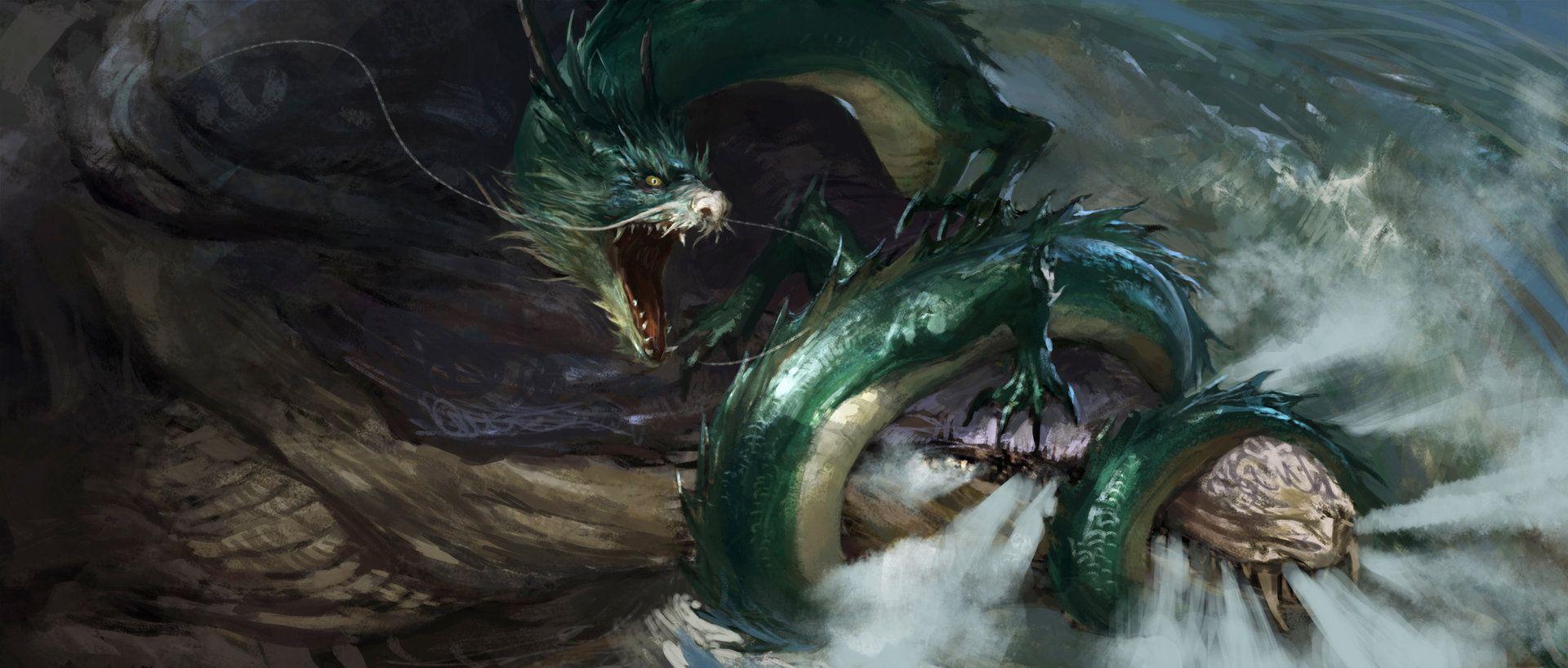 The Stunning Fantasy Artwork of Xiaodi Jin   Digital Artist