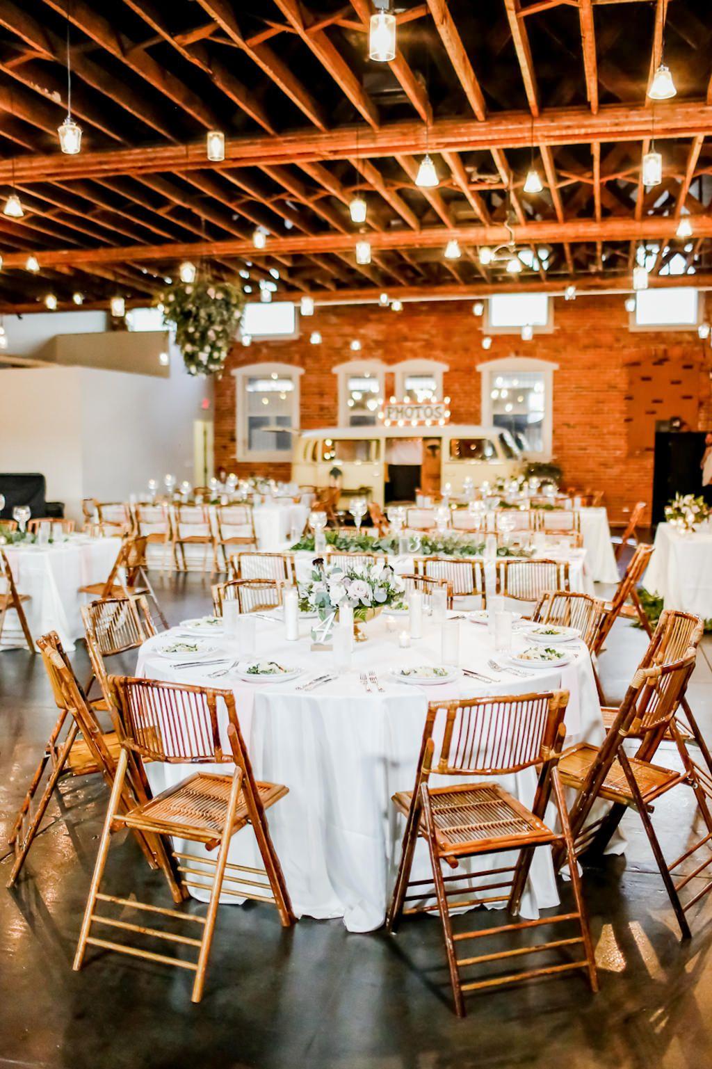 BohoChic Greenery Inspired Tampa Heights Wedding
