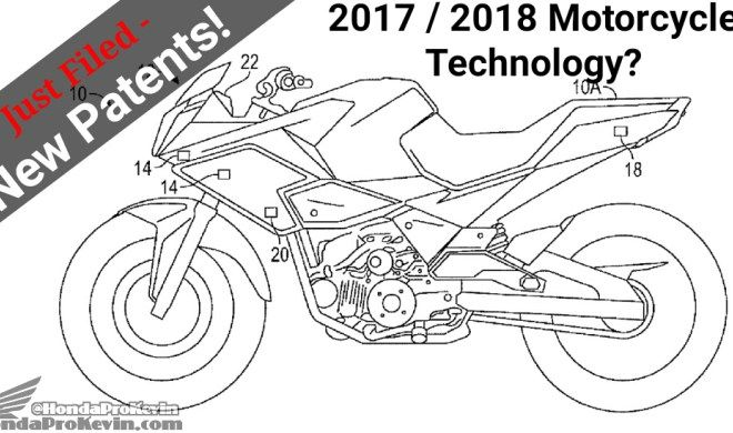 New 2017 / 2018 Honda Motorcycle & CBR Sport Bike