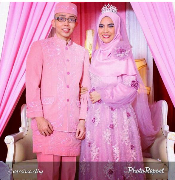 9 Model Hijab Menutup Dada Pilihan Untuk Pesta Pernikahanmu Pakaian Wanita Pengantin Pengiring Pengantin