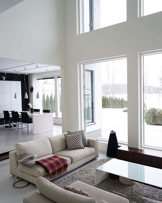 H a p p y monday to all #interior123 #myhome #livingroom #finahem ...
