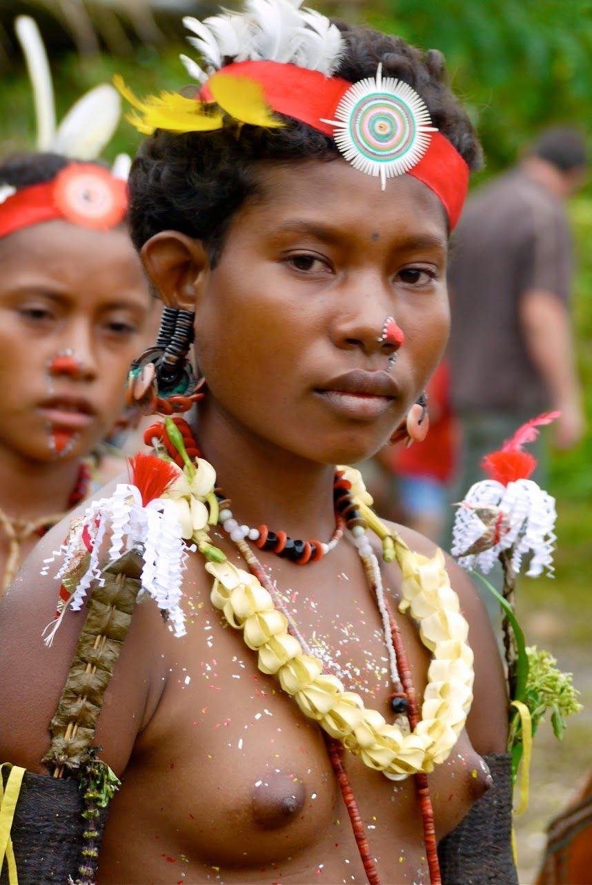 Trobriand Islanders Papua New Guinea Massim