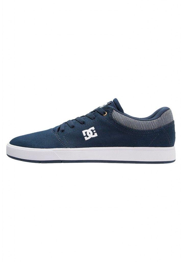 Herren DC Shoes CRISIS Sneaker low navy