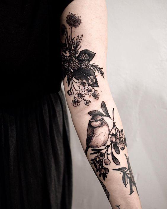 Photo of 24 Best Bird Tattoos For Women – Bafbouf