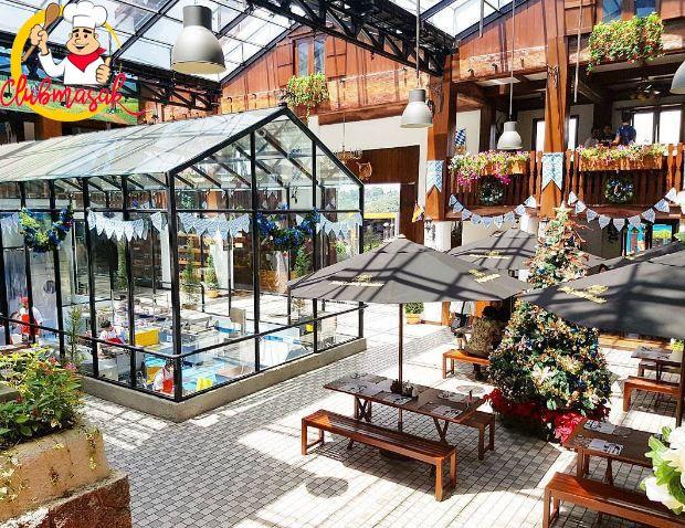 7 Cafe Di Bogor Yang Bagus Untuk Foto Foto Yang Wajib Kalian Datangi Kuliner Di Bogor Greenhouse