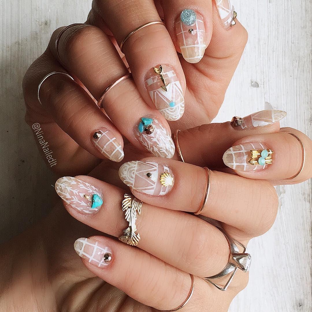 Nail artist.Teacher.Surfer. nina.nailed.it@gmail.com I like pretty ...