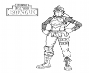 Fortnite Battle Royale Red Knight Coloring Red Knight Fortnite