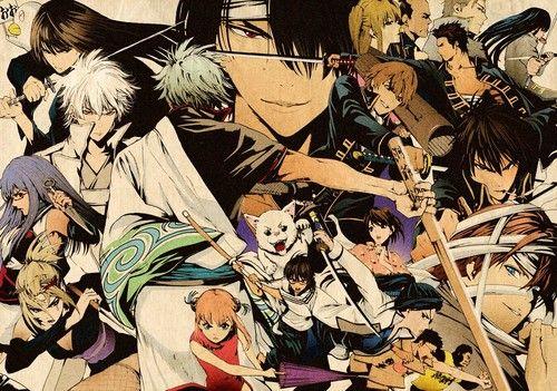 Gintama Wallpaper Gintama Fan Art