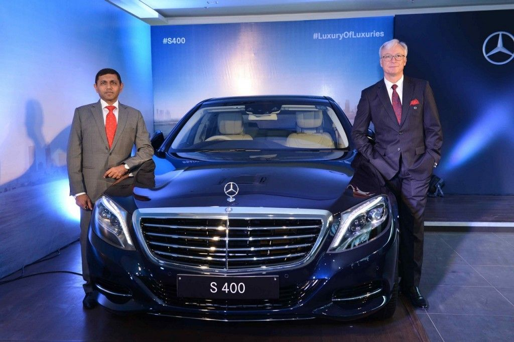Mercedes S 400 Saloon Launched At Inr 1 31 Crores Mercedes Benz