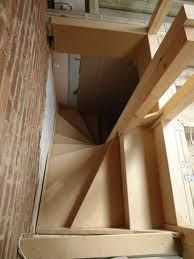 Tight Space Stairs Have For Basement Underground Cold Storage In Home Passive Fridge Loft Conversion Stairs Loft Staircase Attic Stairs