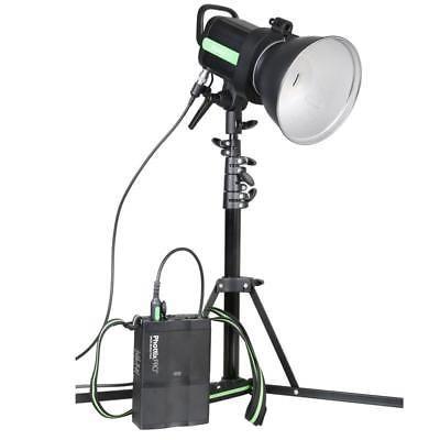 Phottix Indra500 Ttl 4 Channel Studio Light And Battery Pack Kit