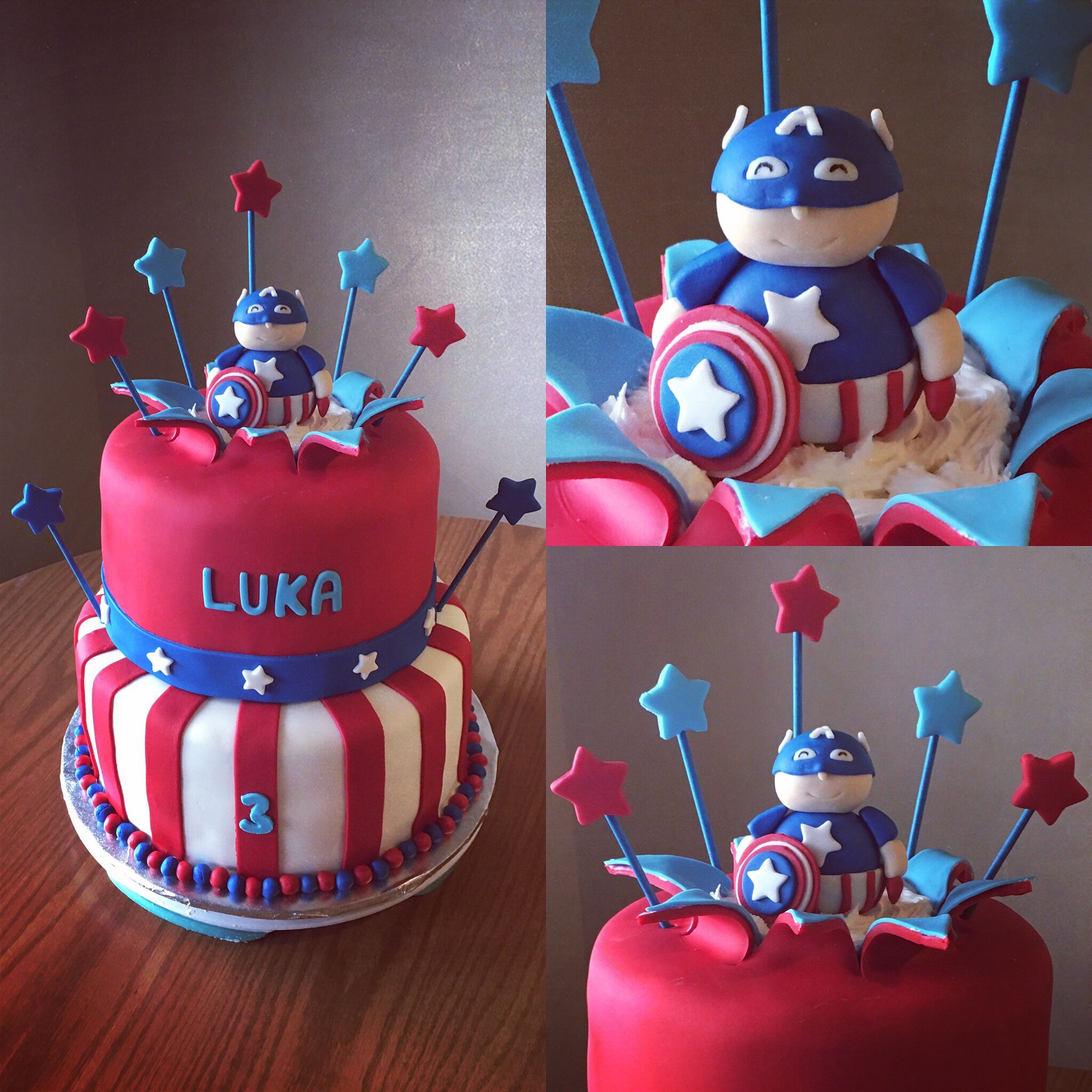 Pin By Alejandra Zavala On Birthday Cakes