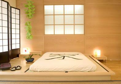 Casa japonesa tradicional pesquisa google kaza pinterest cama japonesa apartamento - Habitaciones estilo japones ...