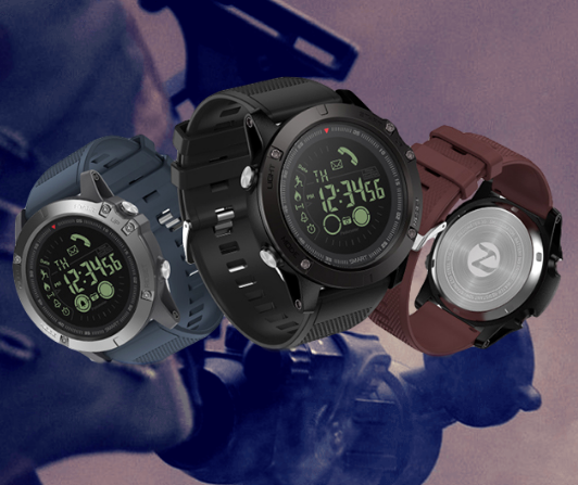 The TAC25 Smart watch is designed to be used under the most brutal  conditions for up 8bc332b107