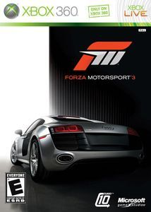 Forza Motorsport 3 Ultimate Collection Xbox 360 Game With
