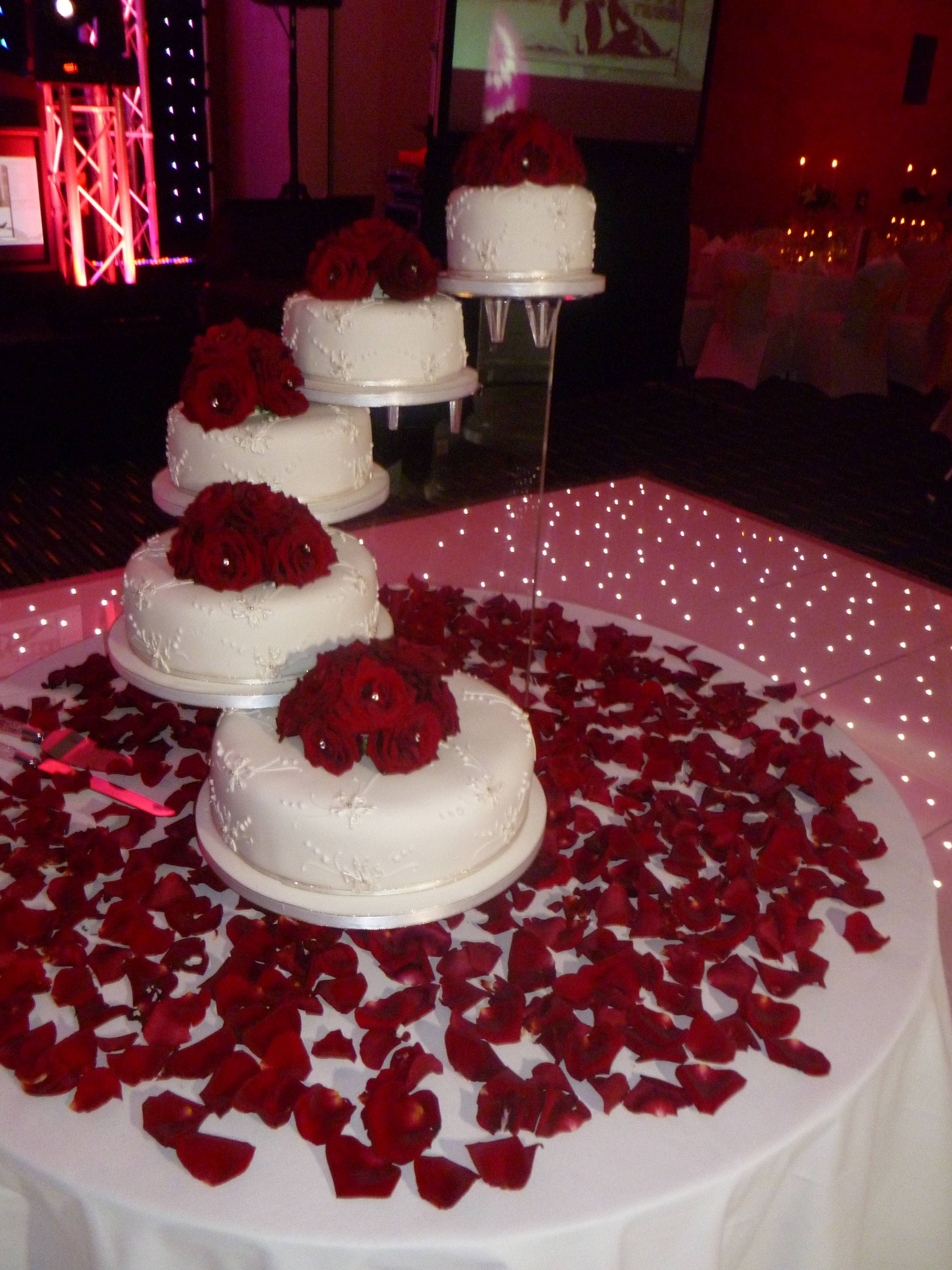 Same 5 Tier Wedding Cake Stand By Pjr