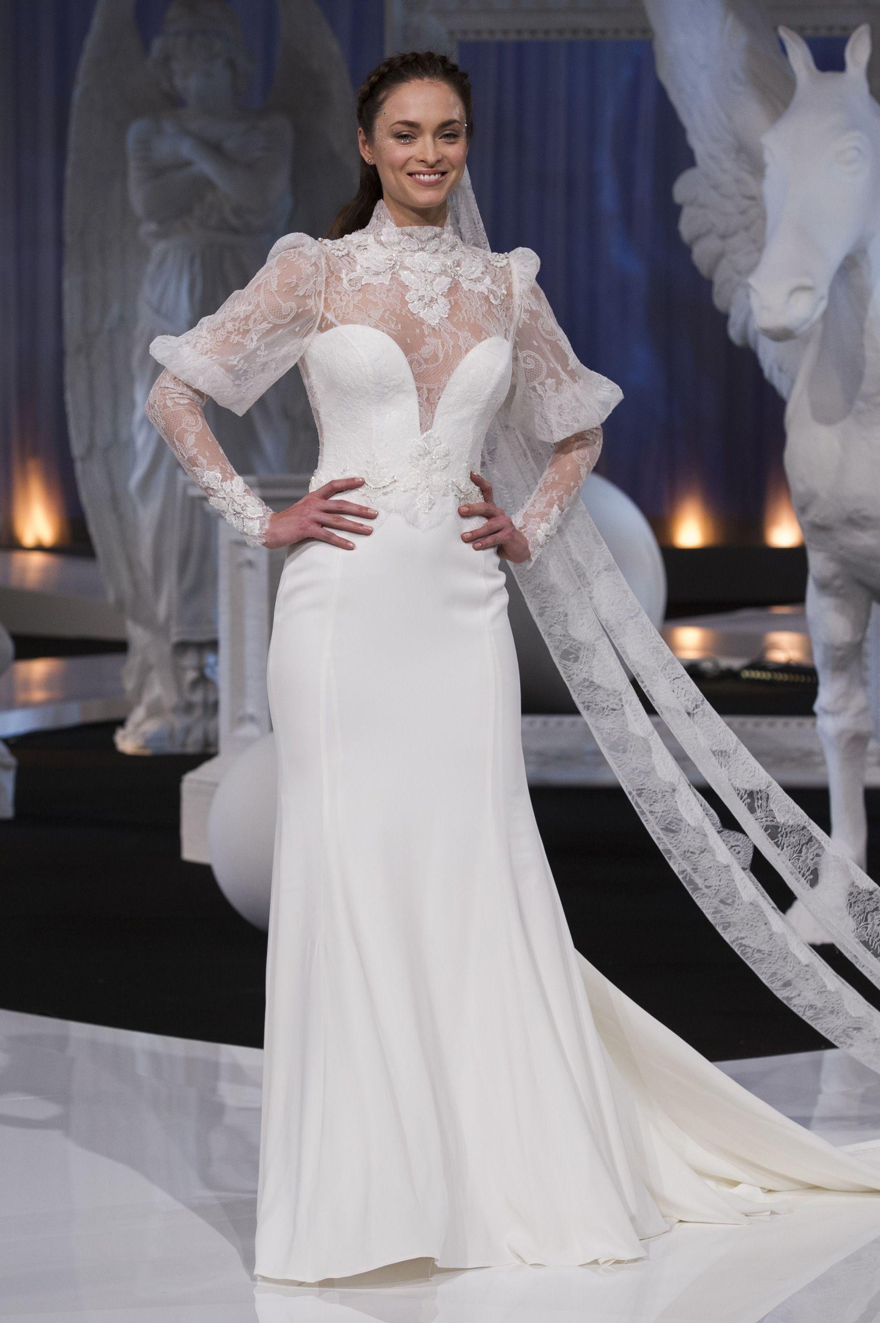 Nicole spring bridal fashion show the impression bridal