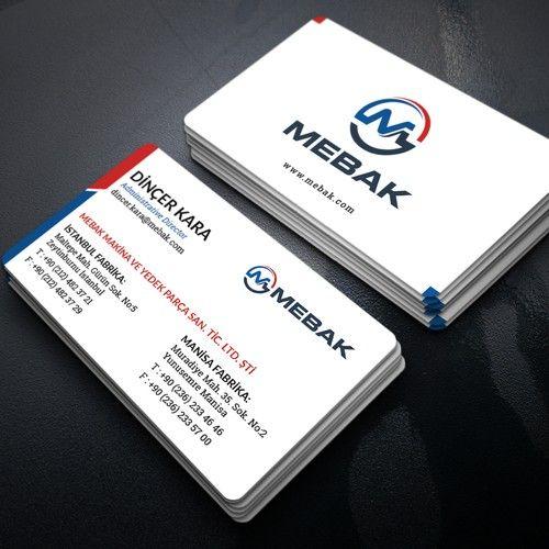Design an unbeatable business card for mebak mebak is a sheet metal design an unbeatable business card for mebak mebak is a sheet metal and aluminum parts and colourmoves