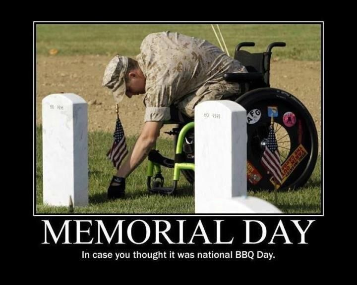 ba51295a07a670d1ae34783900c230b3 memorial day in case you thought it was a national bbq day
