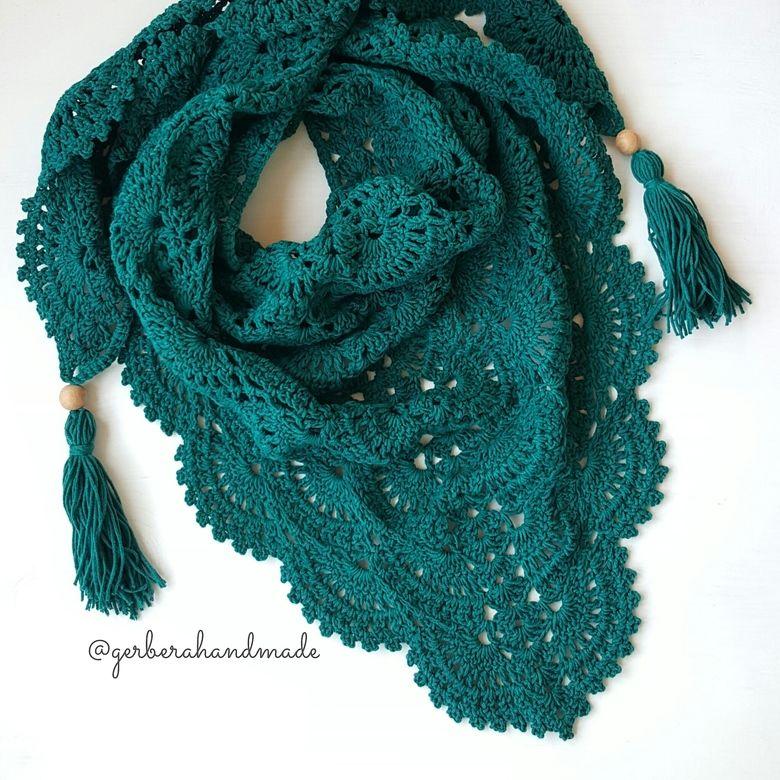 бактус крючком поиск в Google шарфы вязание вязание крючком и