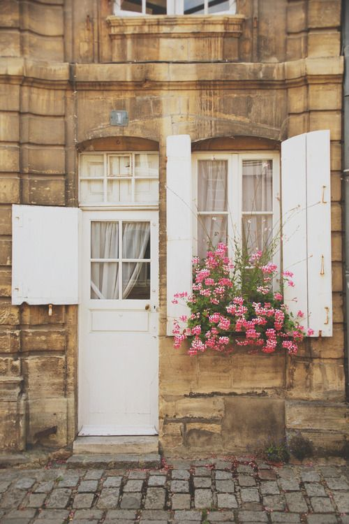 Fachada de encanto Doors \ windows Pinterest Fachadas, Ventana