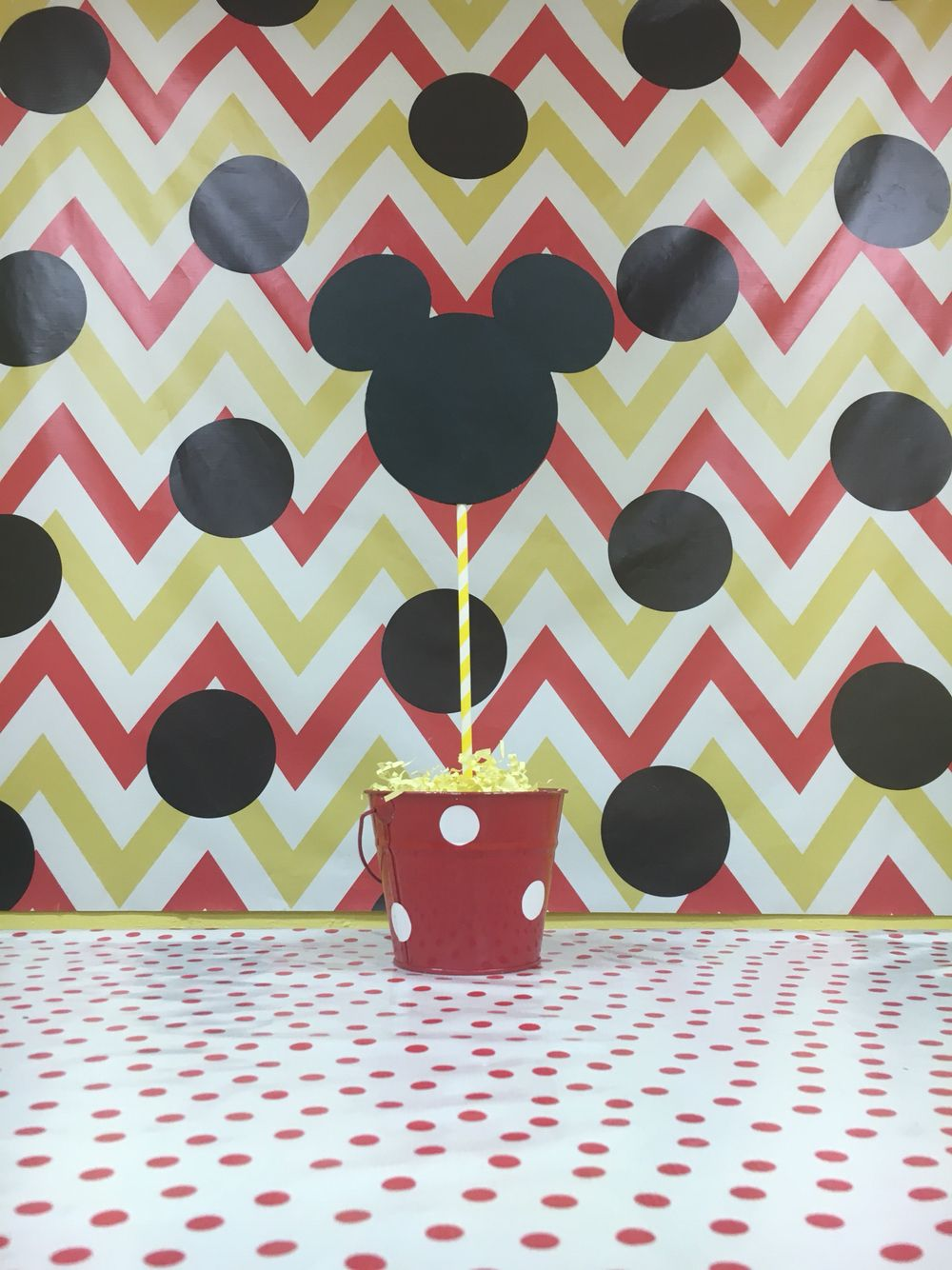 Mickey mouse room rental at palm tree playground new