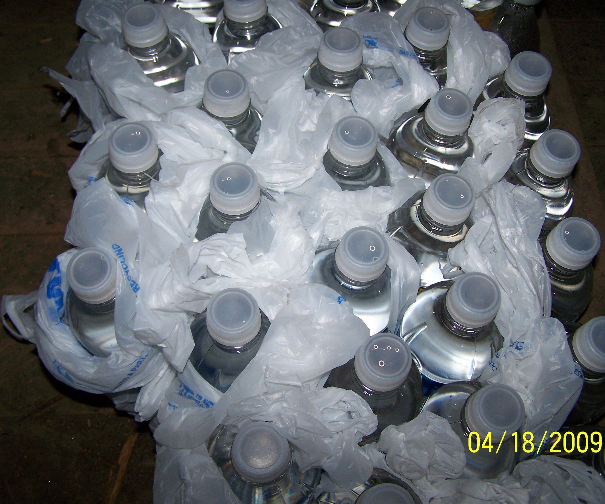 Plastic Bottle Insulation Pets Animal Products Ideas