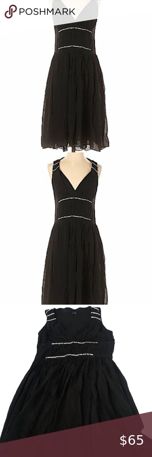 Black Midi Dress Finds Glam Dresses Textured Dress Trendy Dresses [ 1137 x 972 Pixel ]