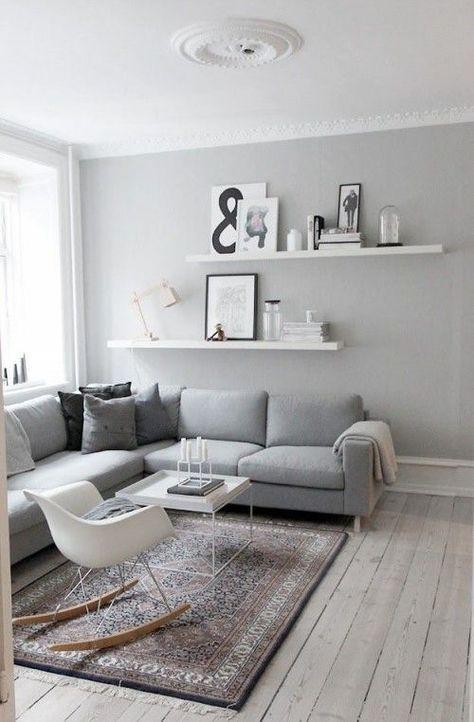 Uberlegen Sweet Home | Minimalist Living Room | Pinterest | Decoração Interiores,  Interiores E Decoração