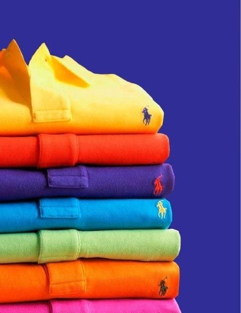a7fa127ef673 Polo party. Ralph Lauren in every Color! Don t be afraid to experiment with  colors. Even if it is Fall