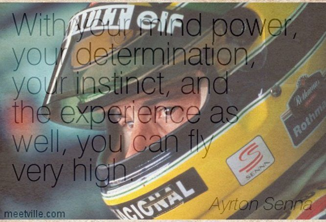 Ayrton Senna da Silva (Brazilian Portuguese: [aˈiʁtõ ˈsẽnɐ dɐ ˈsiwvɐ]; 21 March 1960 – 1 May 1994) was a Brazilian racing driver who won three Formula One world championships. He was killed in an accident while leading the 1994 San Marino Grand Prix. He was among the most dominant and successful Formula One drivers of the modern era and is considered one of the greatest drivers in the history of the sport. He remains the most recent driver fatality in Formula One.