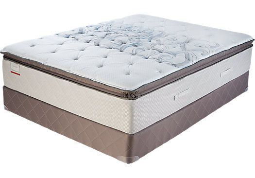 Sealy Posturepedic Quiet Rain Queen Mattress Only
