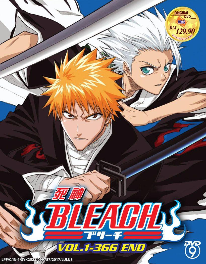 new bleach anime episodes