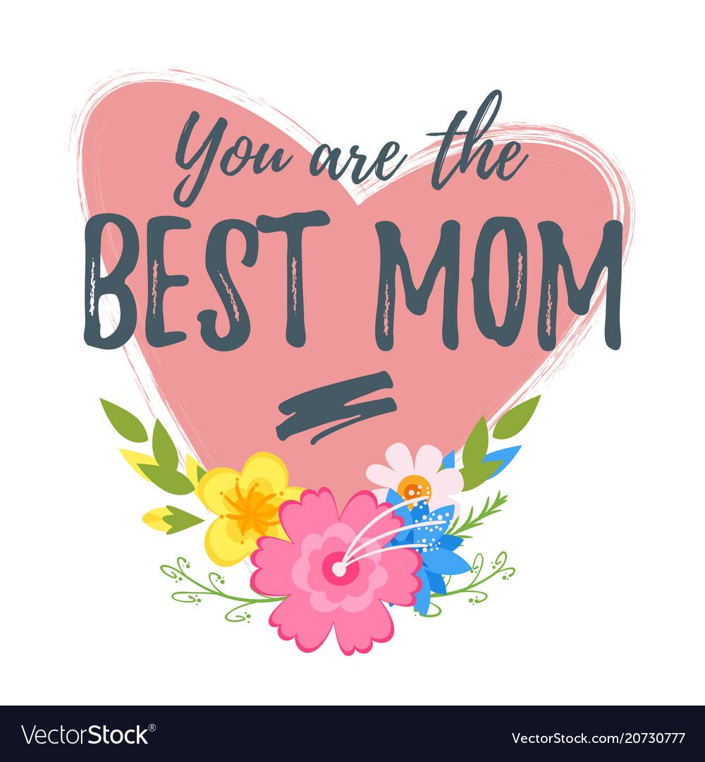 The cool Mothers Day Greeting Card Template Inside Mom