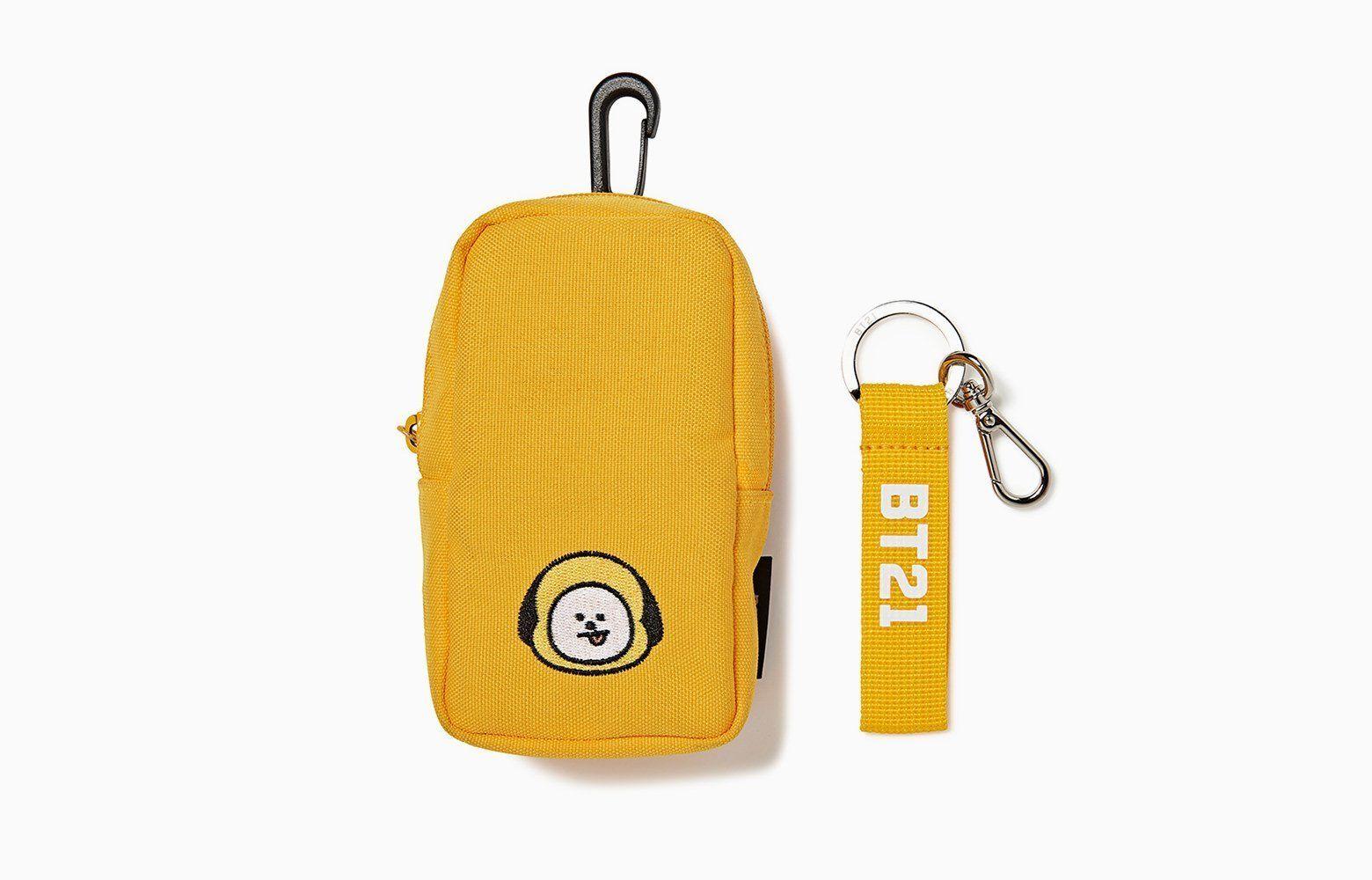 Bt21 Bag Charm Set