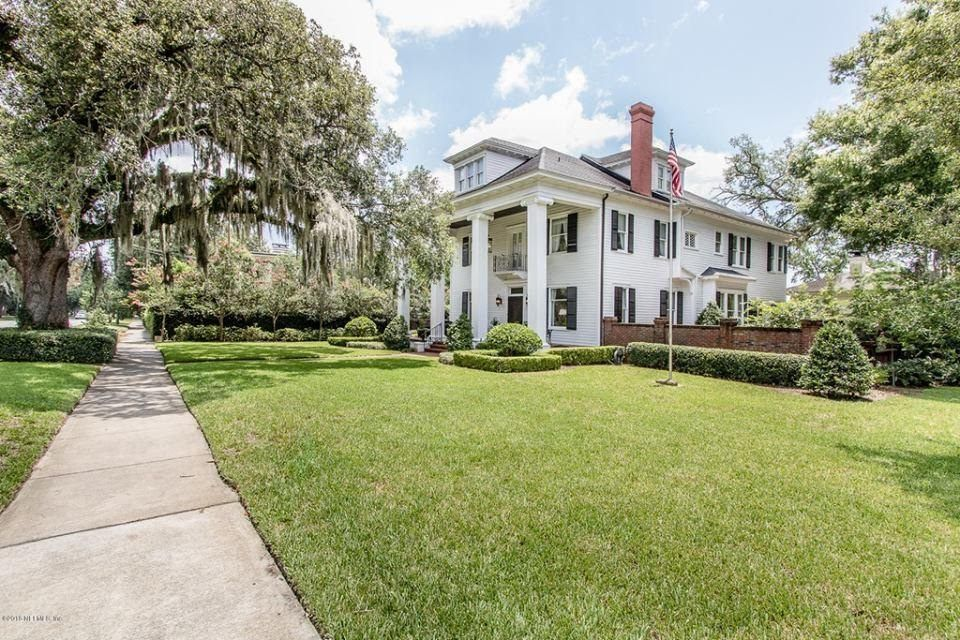1904 Mansion In Jacksonville Florida (With images