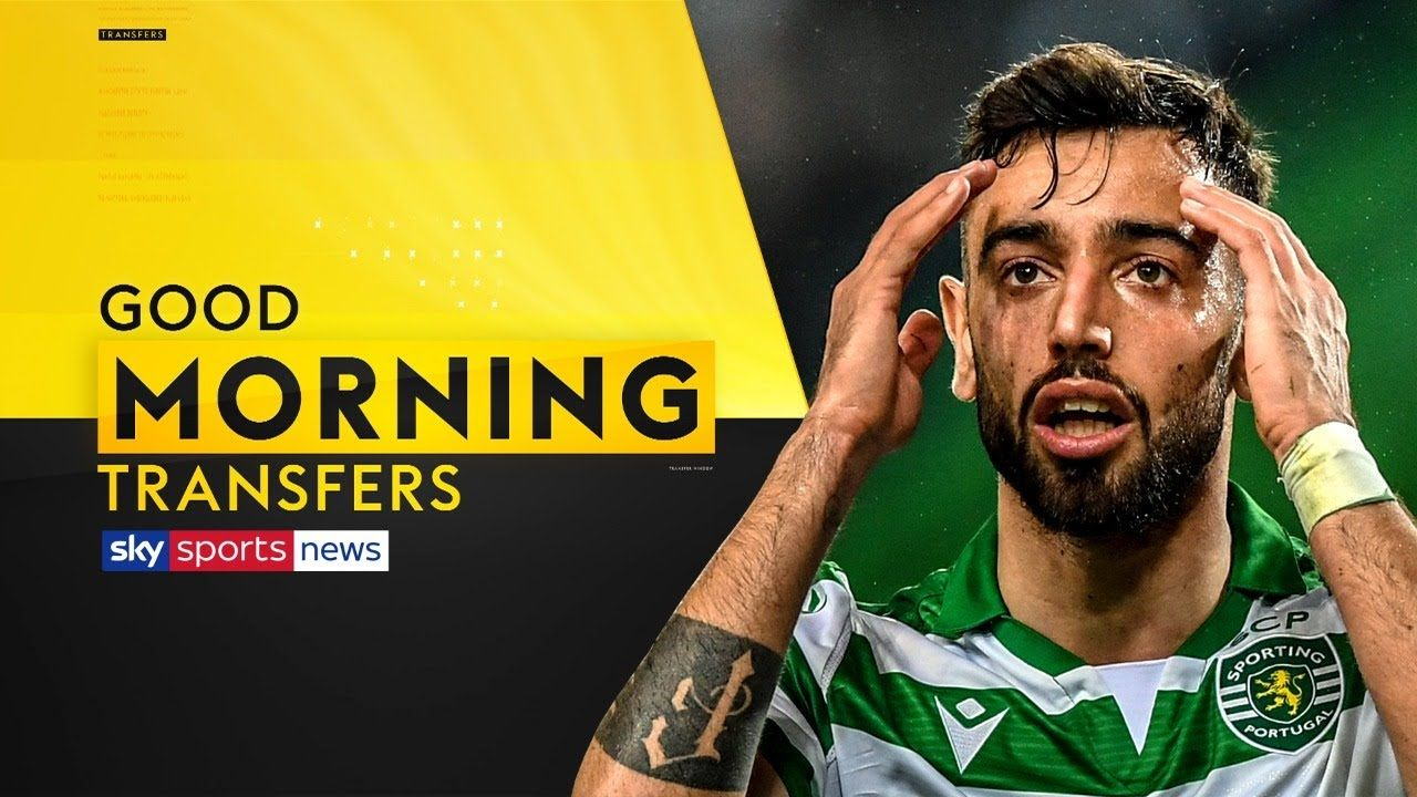Will Bruno Fernandes Force Man United Transfer In 2020 Hering