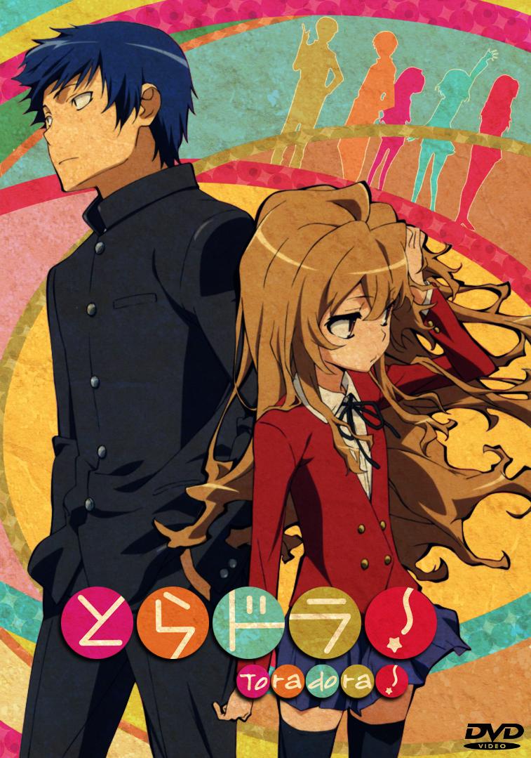 Top Favorite Romance Manga Toradora, Anime, Manga romance