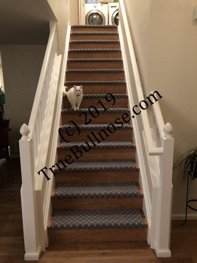 Best True Bullnose Carpet Stair Treads In 2020 Carpet Stair 400 x 300