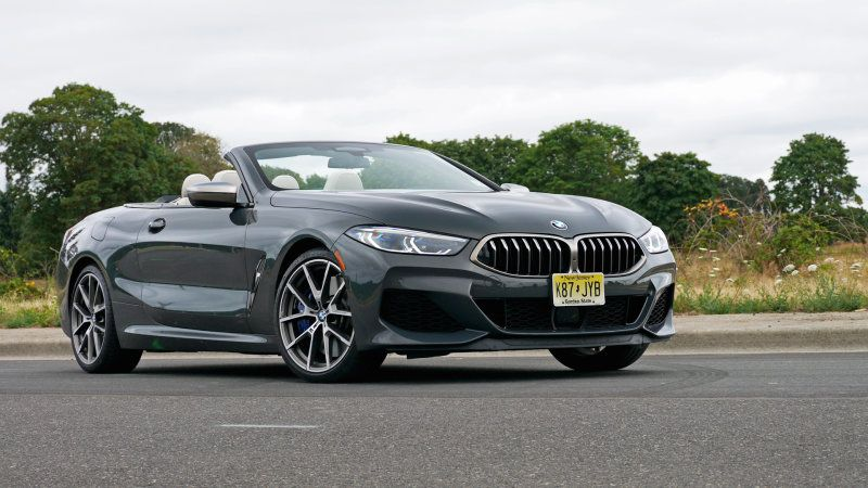 2019 Bmw M850i Convertible First Drive Review